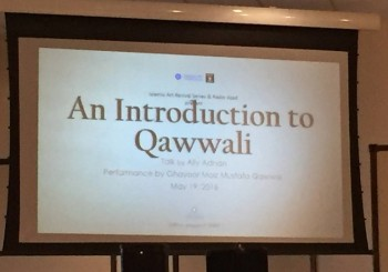 An Introduction to Qawwali: An Evening of Love and Enlightenment