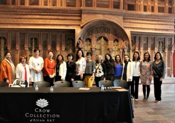 Art Forum at Crow Collection of Asian Art
